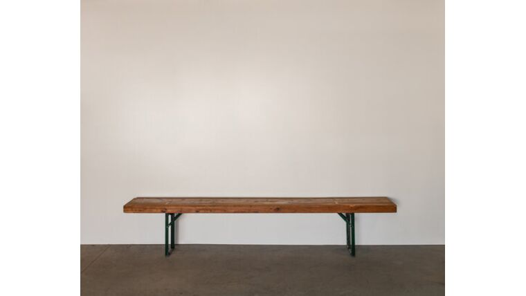 Picture of a Cedar Benches (8' L)