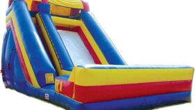 Image of a 20' Screamer Slide Inflatable