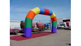 Image of a Arch Inflatable