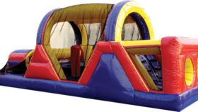 Image of a 30' Obstacle Course