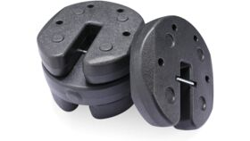 Image of a 27lb Pop-Up Tent Weights