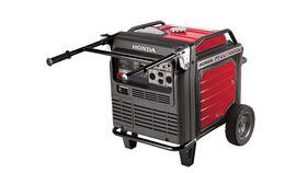 Image of a Honda Generator EU6500is