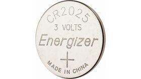 Image of a CR2025 Battery