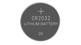 Image of a CR2032 Battery