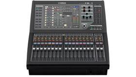 Image of a Yamaha QL1 Digital Audio Mixer