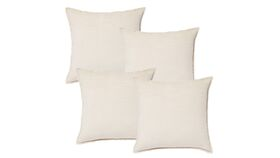 """Image of a Classic Beige Pillow, 18"""""""