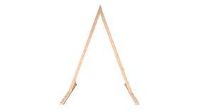 Image of a Boho Triangle Arch