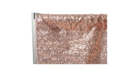 Image of a Backdrop-Sequins Blush Drape