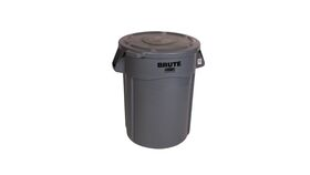 Image of a 55 Gallon Garbage Can