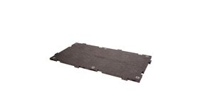 Image of a 21x42 Omideck Gray Tent Flooring
