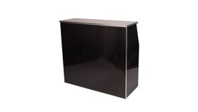 Image of a 4' Bar - Black Marble