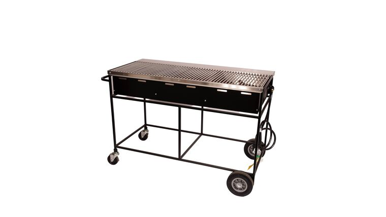 Picture of a 4ft Propane Grill
