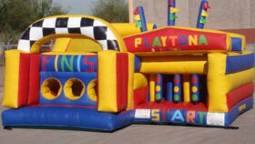 Image of a 6 and under Playtona Speedway