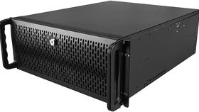 Image of a Video media server 4x4k output with genlock