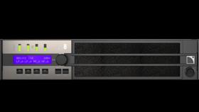 Image of a L'acoustics LA8 amp