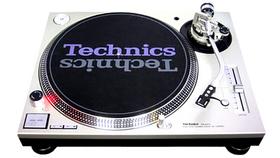 Image of a Technics 1200 MK2
