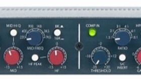 Image of a Rupert Neve Designs Shelford Channel Microphone Preamplifier and Equalizer