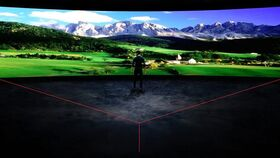 Image of a FHD LED  Wall Package 16' x 10' (P2.6mm 5m x 3m)