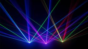 Image of a Lazer Light