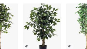 Image of a Artificial Trees (Green) 7'