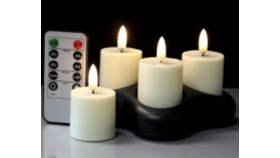 Image of a Radiance Rechargeable Tea Lights