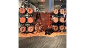 Image of a Custom Barrel Branding