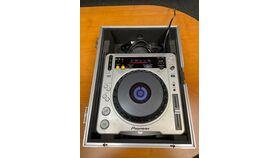 Image of a Pioneer CDJ 800 MK2
