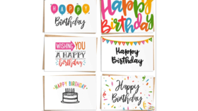 Image of a Birthday Card