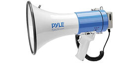 Image of a Bullhorn With Siren