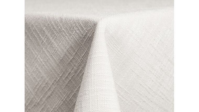 Picture of a Woven Linen White Napkin