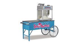 """Image of a 48 """" Sno-Kone Cart/ Machine is Separate"""