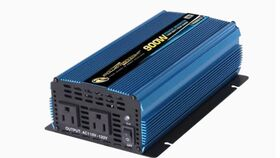 Image of a Inverter 12VDC to 120AC (300W) (NC)