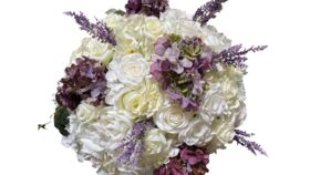 """Image of a 26"""" BOUQUET WITH LAVENDER"""