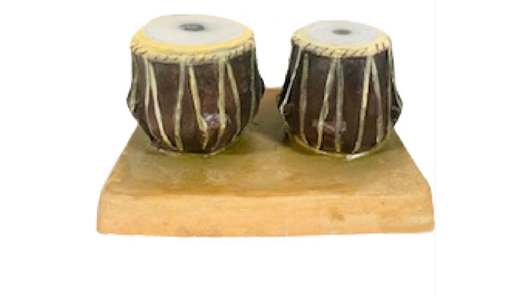 Picture of a DOUBLE DRUM - CERAMIC