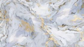Image of a 16 FT x 32FT Marble Floor Wrap (Full Print)