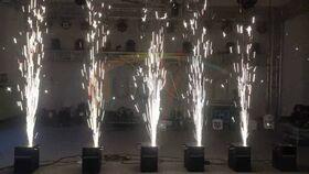 Image of a Indoor Cold Sparkler (Fireworks)