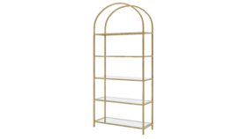 Image of a Arch Shelving Unit